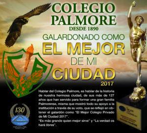 Galardón- Palmore