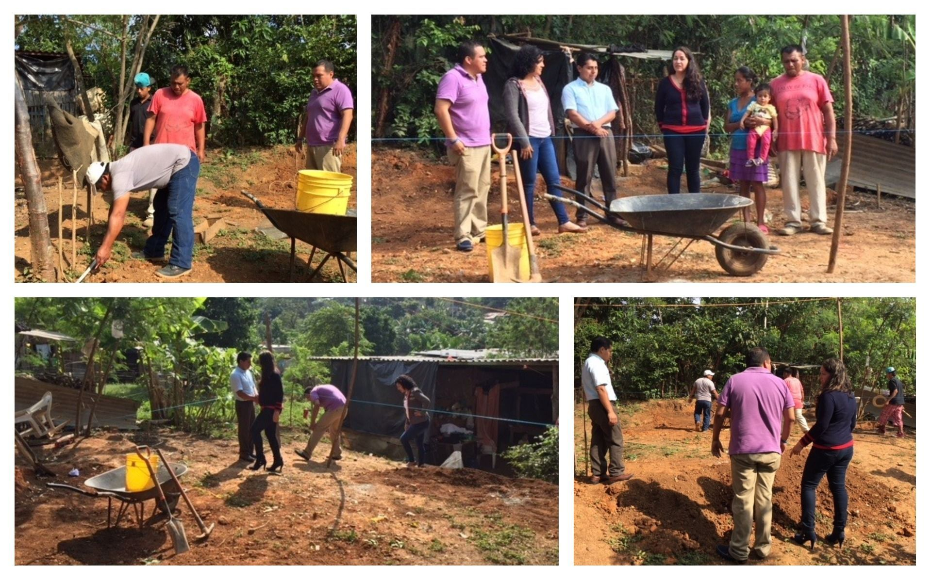 Inicia la construcción de la primera Vivienda Modular alternativa diseñada por alumnos de UMAD Papaloapan