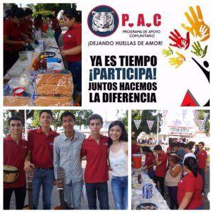 Recolecta de recursos para el Programa de Ayuda Comunitaria