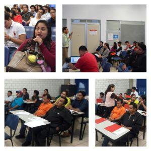 Se imparten talleres enfocados al Desarrollo personal a alumnos y Administrativos de UMAD Papaloapan