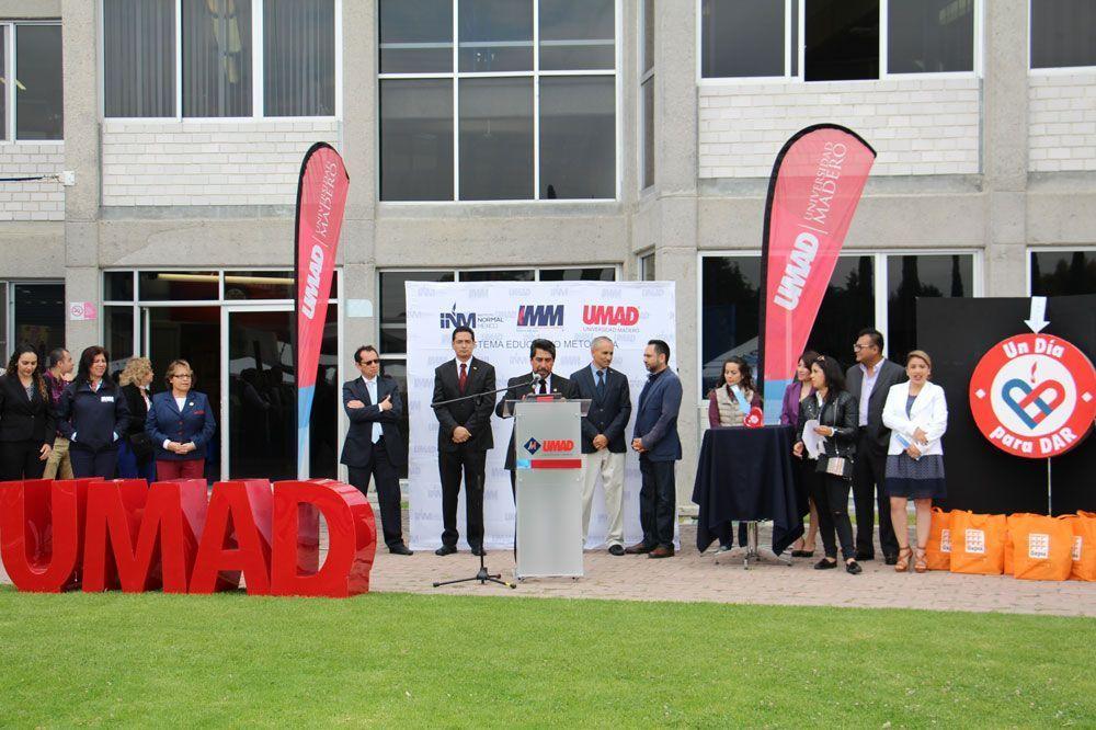 Día para Dar UMAD-IMM supera meta de recaudación