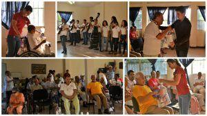 Programa de Apoyo Comunitario: 10 años, dejando huellas de amor.