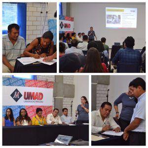 UMAD Papaloapan firma convenio para la construcción de la primera Vivienda Modular Alternativa en beneficio de una familia de la ciudad de Tuxtepec