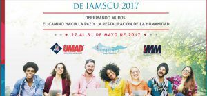Encuentro de Estudiantes de IAMSCU