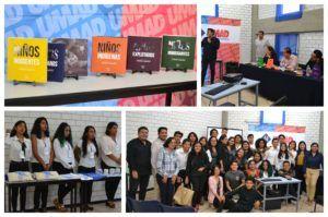 Alumnos de Diseño Gráfico de UMAD Papaloapan realizan proyectos editoriales sobre Minorías