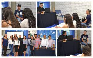 Alumnos de Derecho de UMAD Papaloapan realizan Simulacro de Juicio Oral
