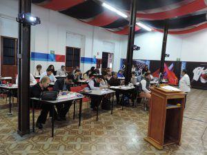 REUNION NACIONAL DE SERVICIO SOCIAL METODISTA