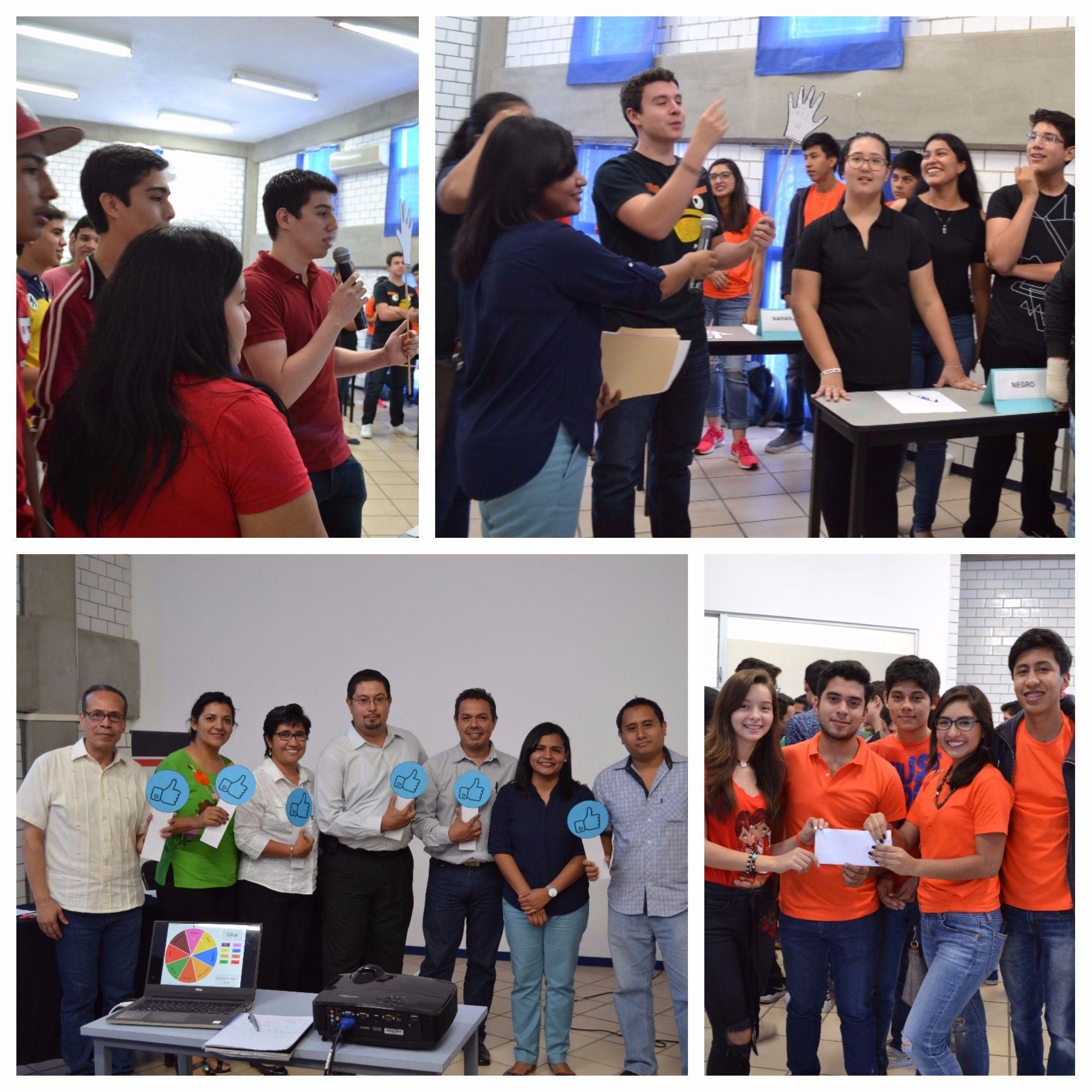 1ras Olimpiadas académicas del Bachillerato UMAD