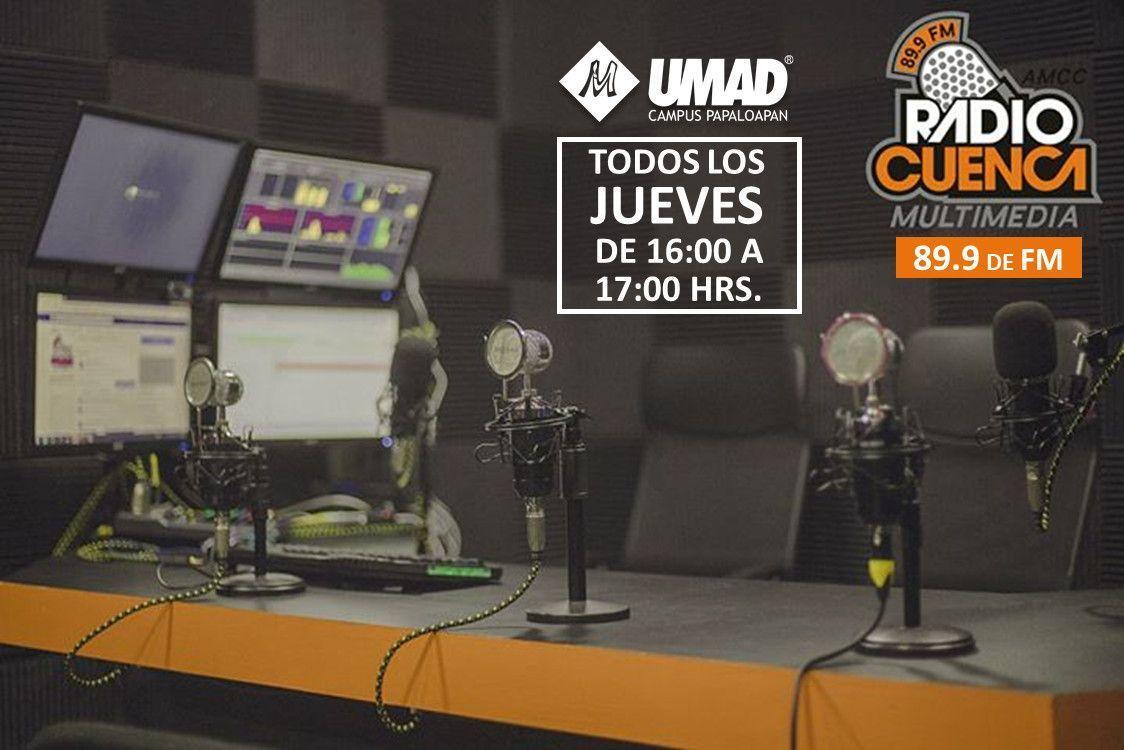 UMAD Papaloapan participa en el proyecto Radio Cuenca