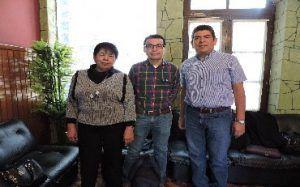 COLEGIO SARA ALARCÓN EN BOLIVIA