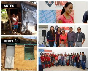 UMAD Papaloapan hace entrega de Vivienda Alternativa