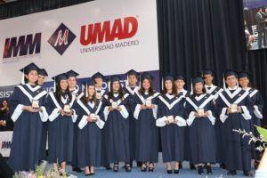 XIX Ceremonia de graduación de UMAD Papaloapan