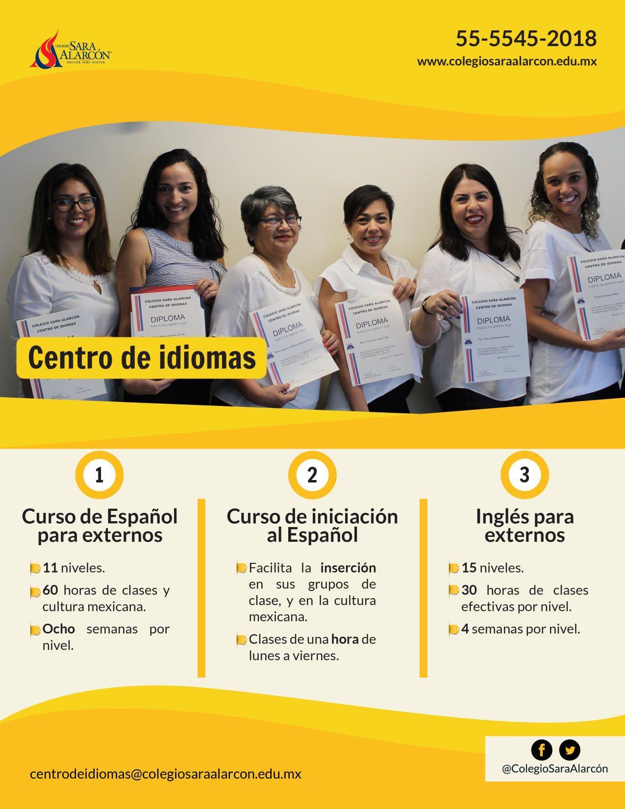 CSA - cursos de idiomas