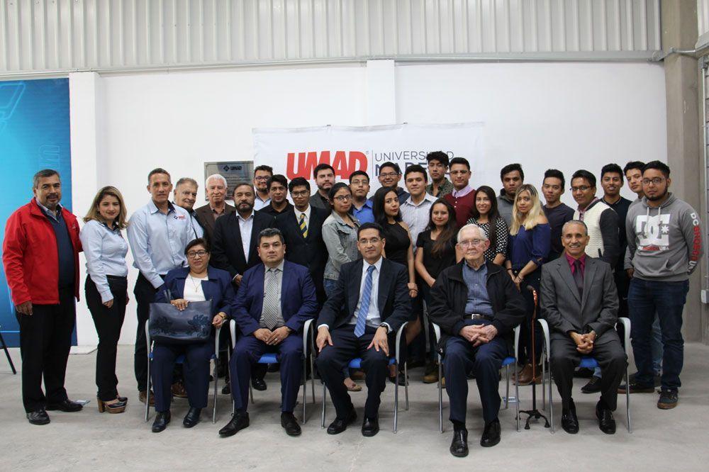 Finaliza curso gratuito de UMAD para jóvenes de bajos recursos