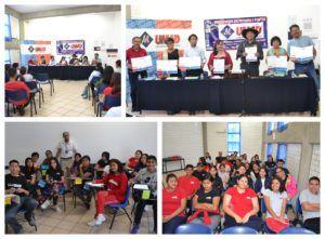 """UMAD Papaloapan sede del 5° Encuentro Nacional de Escritores """"Por qué las Palabras""""."""