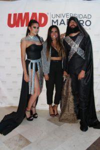 Alumnas de Diseño de Modas UMAD se lucen en pasarela