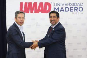 La Universidad Madero Puebla, MEXabat y SAP preparan a los líderes del futuro para la economía digital