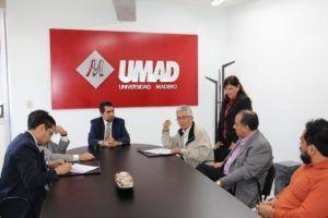 Tres nuevos convenios firmó UMAD con Seminarios Teológicos