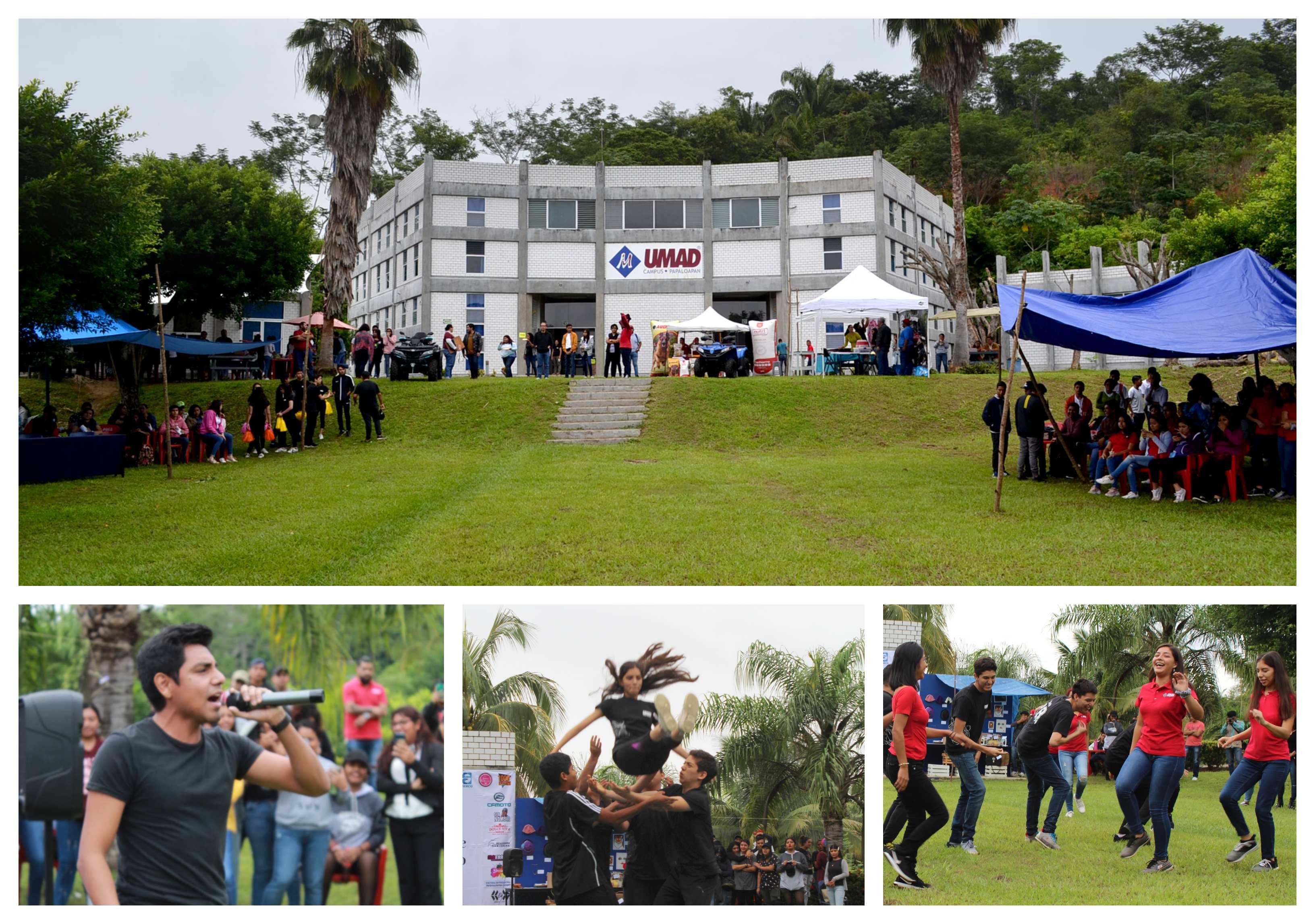 """""""Un día para dar"""" se llevó a cabo en UMAD Campus Papaloapan"""