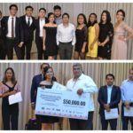 Alumnos de UMAD Papaloapan obtienen Primero, segundo y tercer lugar en los Premios a la Juventud Tuxtepecana 2019