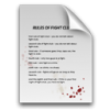 iconfinder_Rules of Fight Club_27667